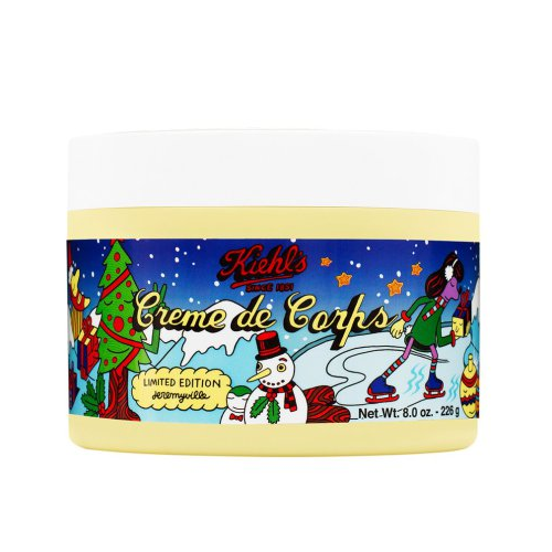Kiehl's 'Jeremyville Limited Edition Creme de Corps' Whipped Body Butter 226g - Look Incredible