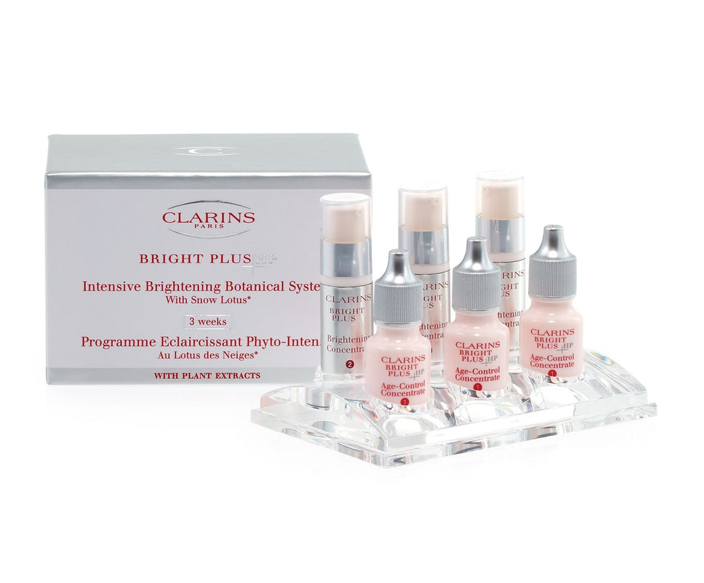Clarins Bright Plus HP Intensive Brightening Botanical System