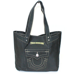 True Religion Ladies Horseshoe Tote Bag