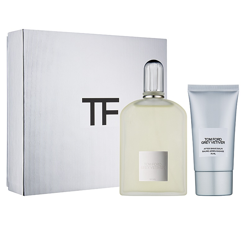 Tom Ford Grey Vetiver Collection Set for Him