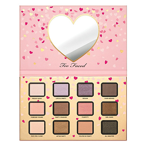 Too Faced Funfetti It's Fun To Be A Girl! Makeup Collection