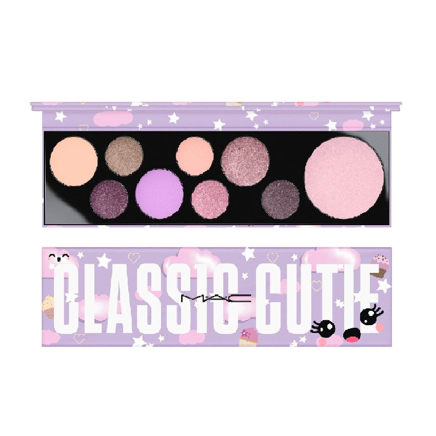 MAC Classic Cutie Eye Shadow Palette