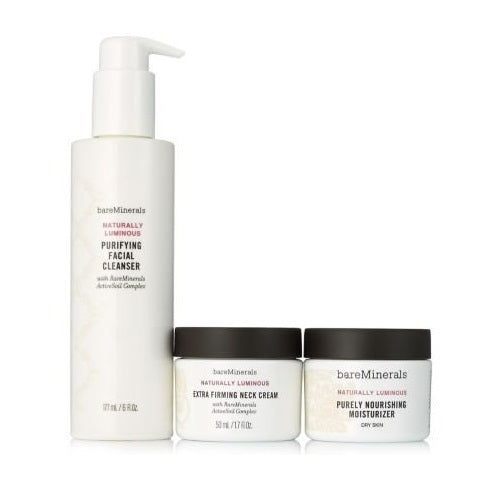 bareMinerals Brighten and Renew Power Trio - Look Incredible