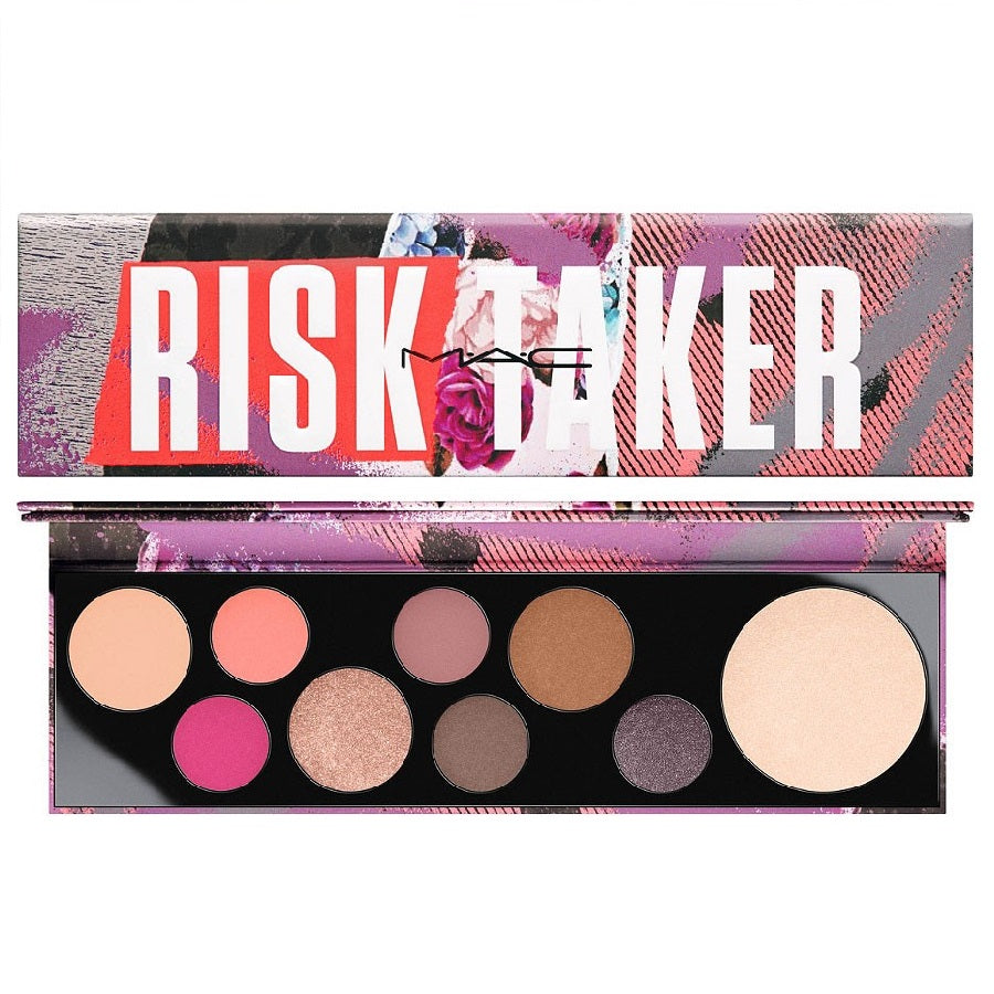 MAC Risk Taker Eye Shadow Palette