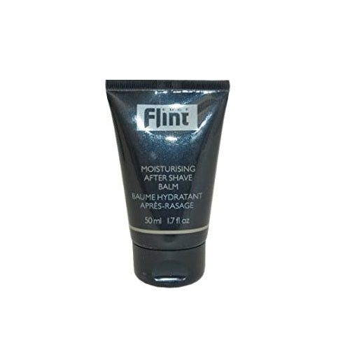 Flint Edge Moisturising Aftershave Balm 50ml (Pack Of 3)