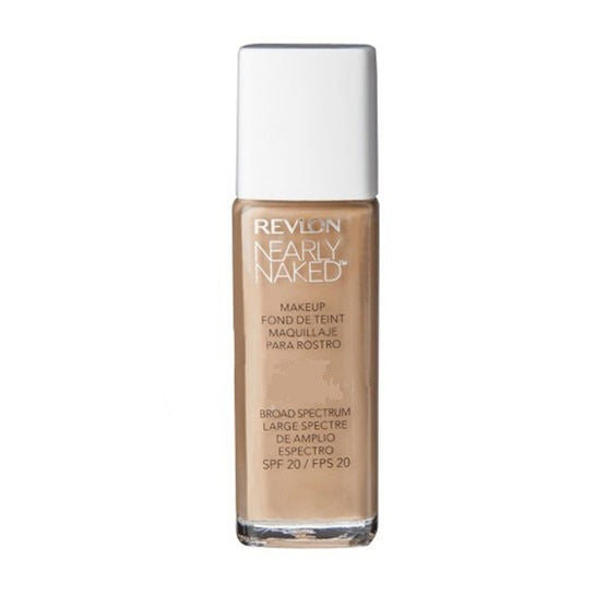Revlon Nearly Naked Foundation SPF 20 30ml - Look Incredible