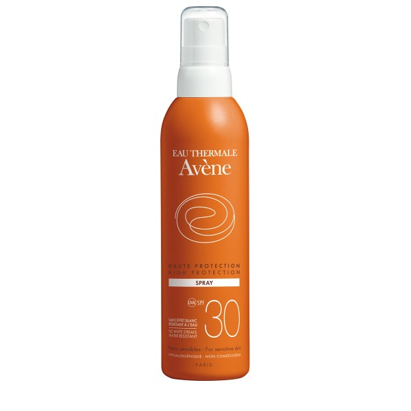 Avene Sun Care High Protection Spray- SPF30 200ml