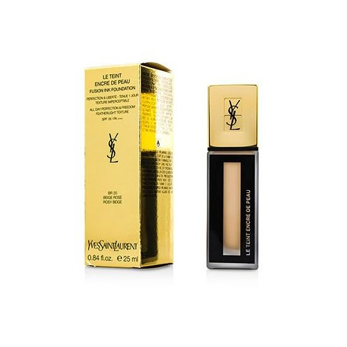 Yves Saint Laurent Le Teint Fusion Ink Foundation - Look Incredible