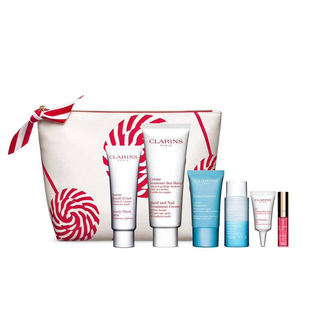 Clarins Weekend Treats Skincare Set