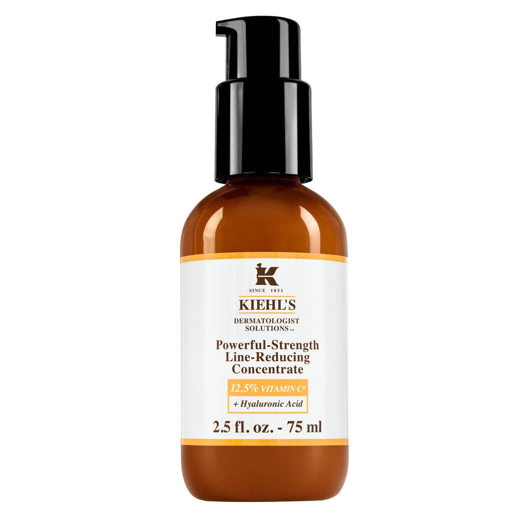Kiehl's Powerful-Strength Line Reducing Concentrate 75ml 12.5% Vitamic C + Hyaluronic Acid