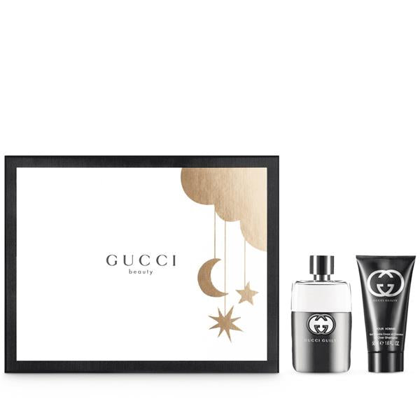 Gucci Guilty Gift Set 50ml EDT + 50ml Shower Gel