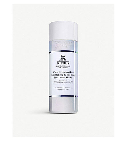 Kiehl's Clearly Corrective Brightening & Soothing Treatment Water 200ml