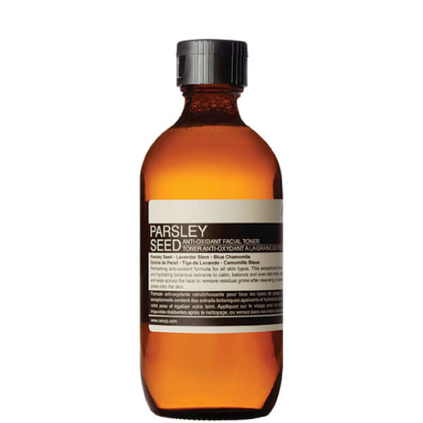 Aesop Parsley Seed Anti Oxidant Facial Toner 200ml