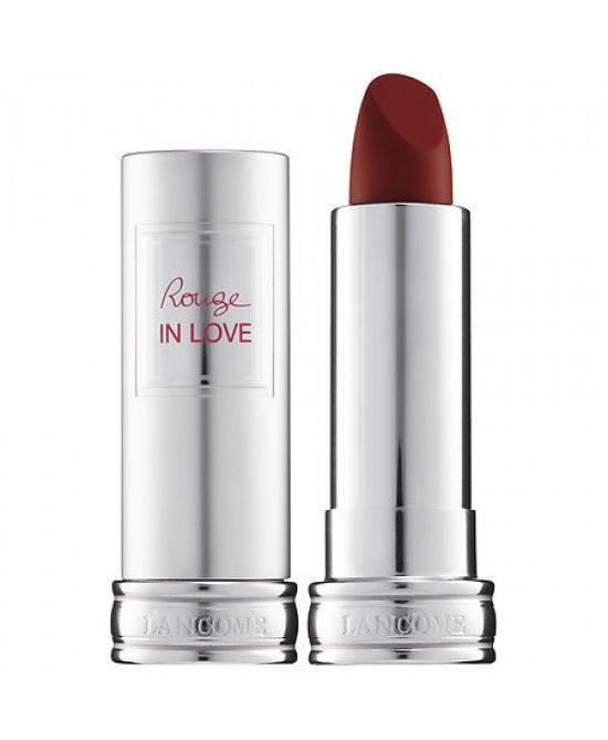 Lancome Rouge In Love Lipstick - Look Incredible