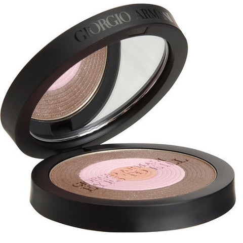 Giorgio Armani Eyes To Kill Eye Color Trio- 6 Bronze Coral - smartzprice