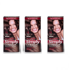 Mellor & Russell Simply Colour Hair Dye Permanent Hair Colour