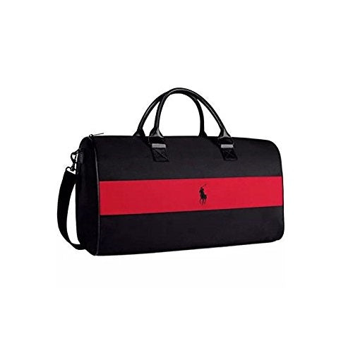 799f724fa07e Ralph Lauren Polo Black   Red Bag – Look Incredible
