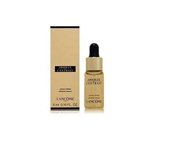 Lancome Absolue L'Extrait Ultimate Essence Travel Size 5ml