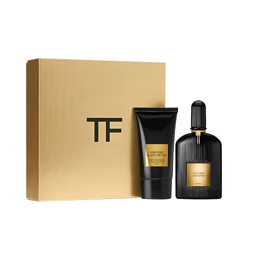 Tom Ford Black Orchid Gift Set 50ml EDP Spray + 75ml Hydrating Emulsion