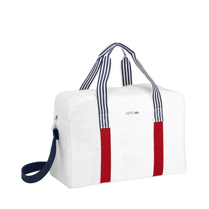 Lacoste L12.12 French Panache Weekender Bag