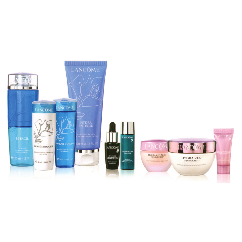 Lancome Hydra Zen Neurocalm Hydrating & Soothing Skincare Collection
