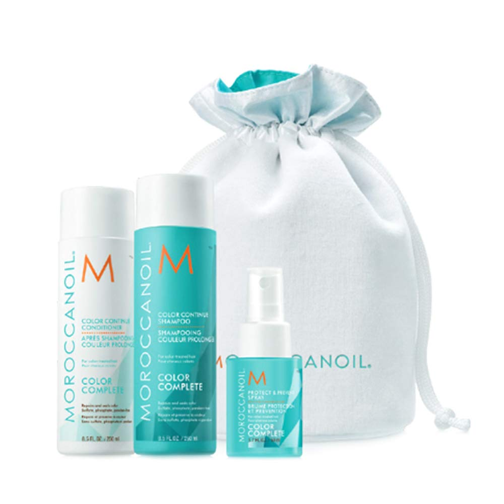Moroccanoil Beauty in Bloom Colour Complete Set
