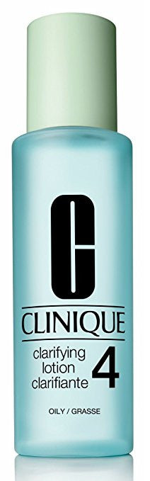 Clinique Clarifying Lotion 4 Oily Skin 100ml - Look Incredible