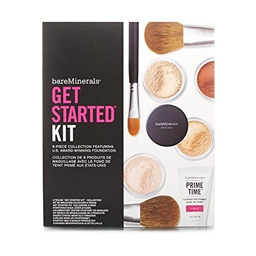 bareMinerals 8-Piece Get Started Kit - Look Incredible
