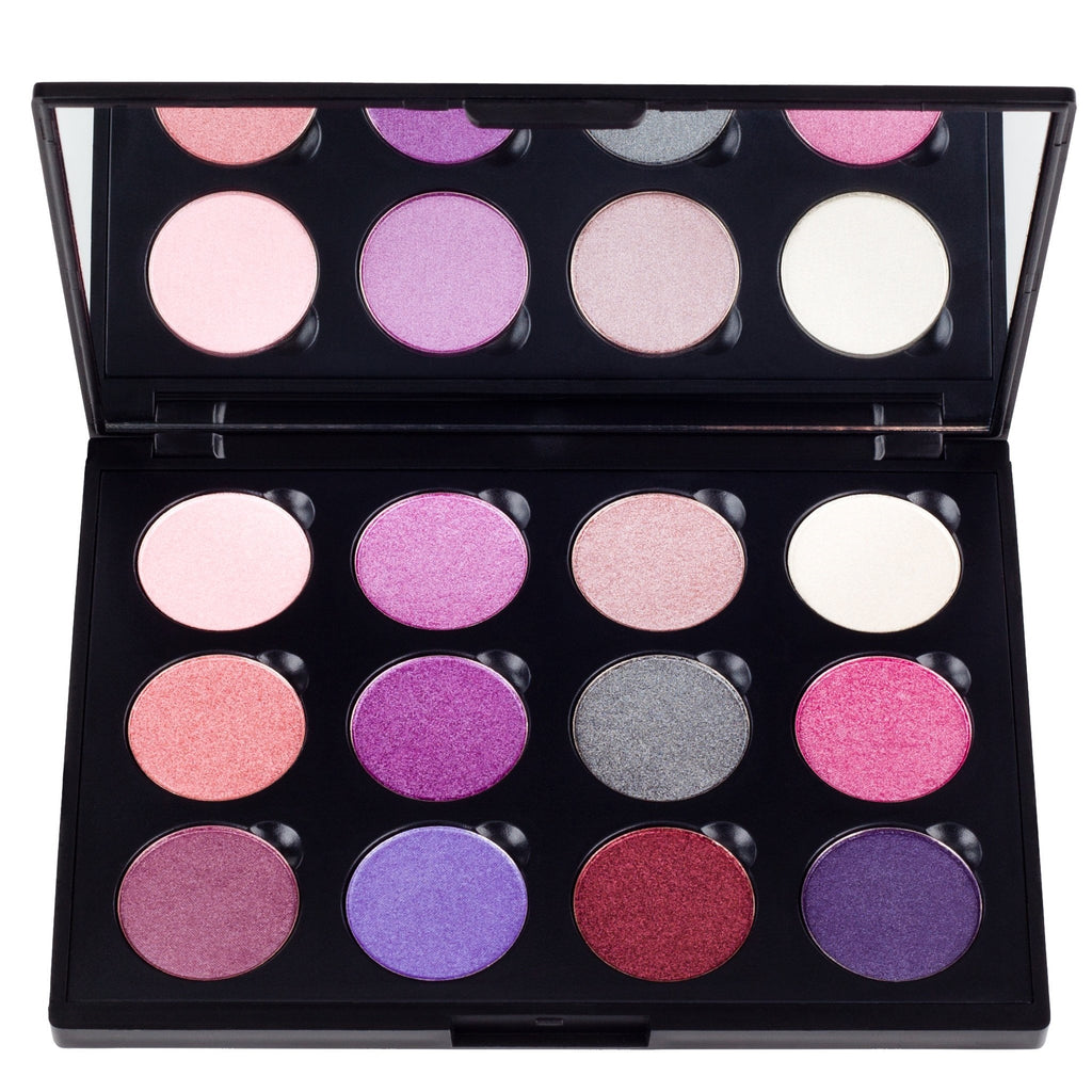 Coastal Scents Winterberry Eyeshadow Palette