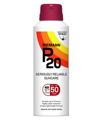 Riemann P20 Seriously Reliable Suncare Continuous Spray SPF50 150ml