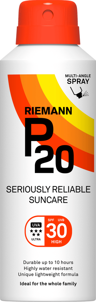 Riemann P20 Once A Day Sun Protection Continuous Spray SPF30 150ml