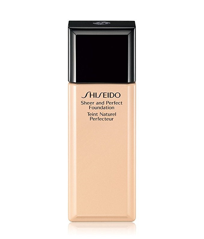 Shiseido Sheer and Perfect Foundation 30ml