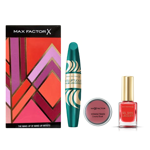 Max Factor Complete Your Statement Set