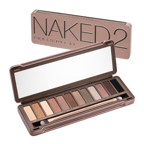 Urban Decay Naked 2 Eyeshadow Palette - smartzprice - 1