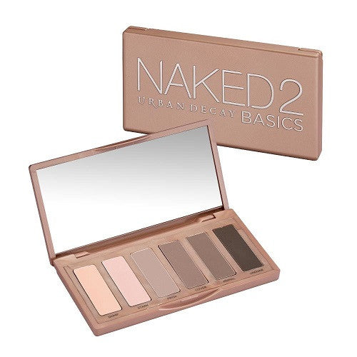 Urban Decay Naked 2 Basics Eyeshadow Palette - Look Incredible