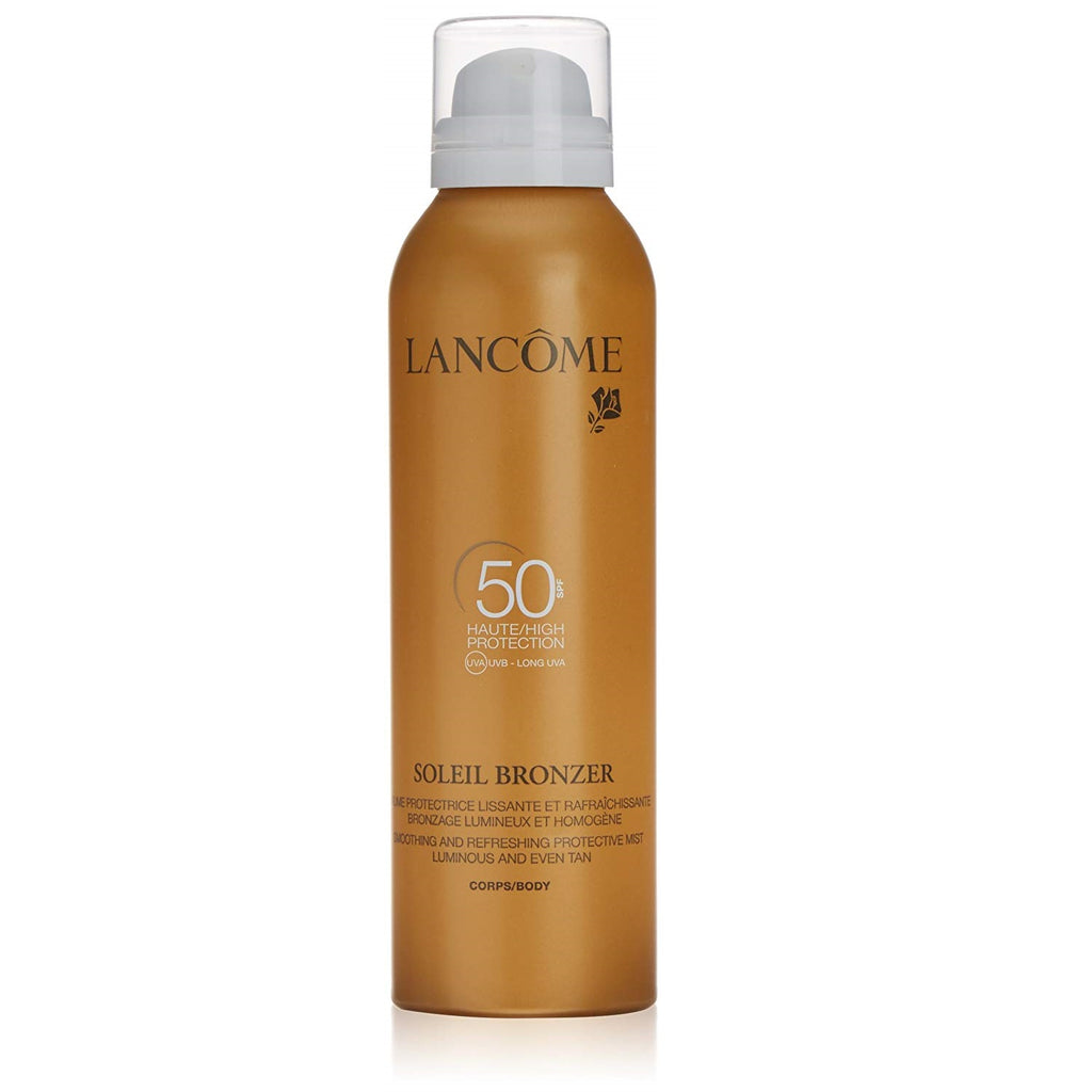 Lancome Soleil Bronzer Sun Protective Body Spray SPF50 200ml