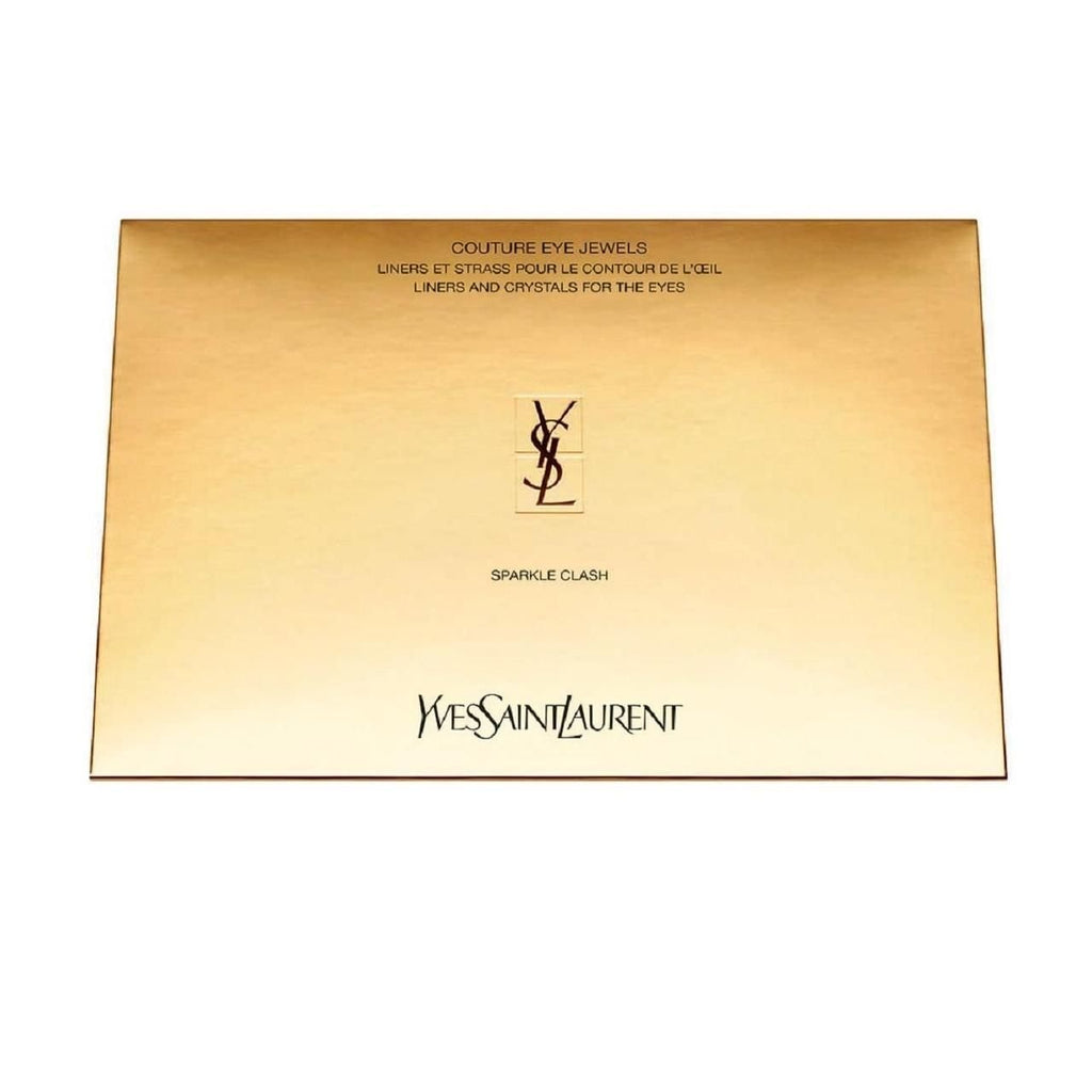 Yves Saint Laurent Couture Skin Jewels Temporary Metallic Tattoos Savage Escape