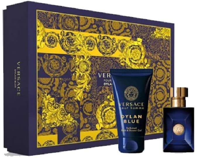 Versace Dylan Blue 30ml EDT + 50ml Shower Gel