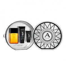 Azzaro Pour Homme Gift Set 100ml EDT + 100ml Shower Gel + 50ml Aftershave Balm