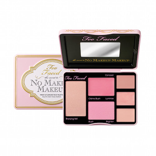 Too Faced The Secret To No Makeup Makeup - Look Incredible