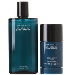 Davidoff Cool Water Gift Set 125ml EDT + Deodorant Stick 70g