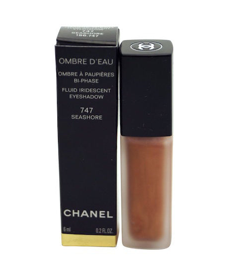 Chanel Ombre D'Eau Fluid Iridescent Eyeshadow - Look Incredible