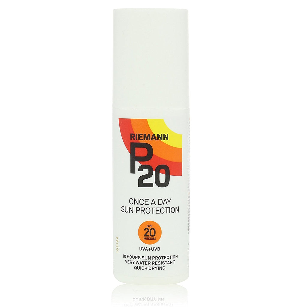 Riemann P20 Once A Day Sun Protection Spray SPF20 100ml