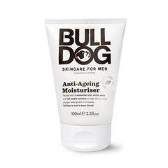 Bulldog Anti-Ageing Moisturiser 100ml - Look Incredible
