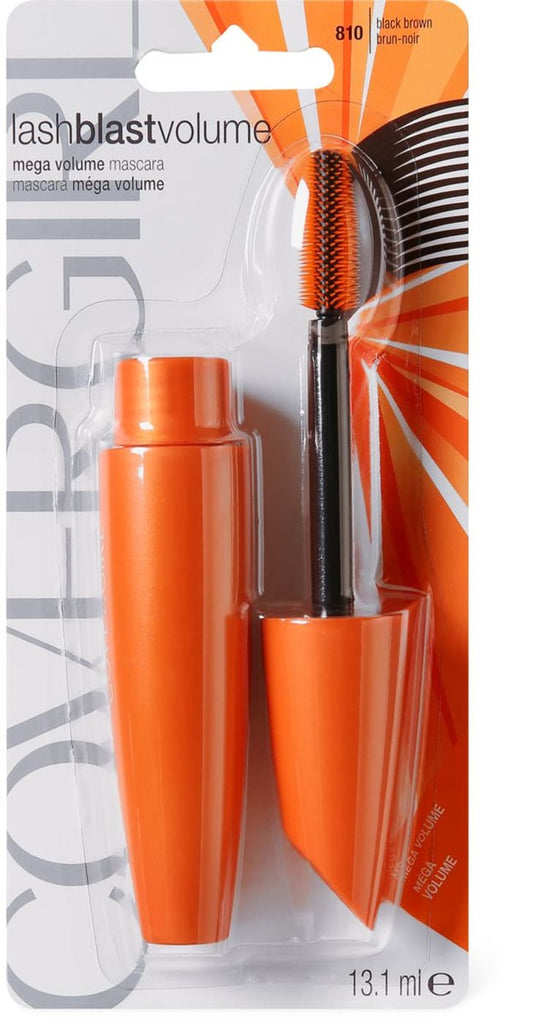 Cover Girl Lash Blast Volume Mascara - Black Brown 810
