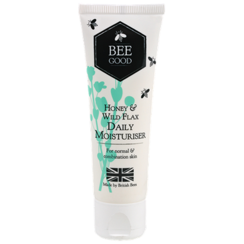 Bee Good Honey & Wild Flax Daily Moisturiser 50ml - Look Incredible