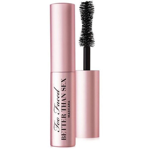 Too Faced Better Than Sex Mascara Travel Size - Look Incredible