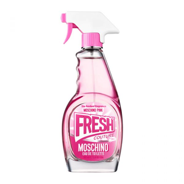 Moschino Fresh Couture Pink Eau De Toilette 100ml