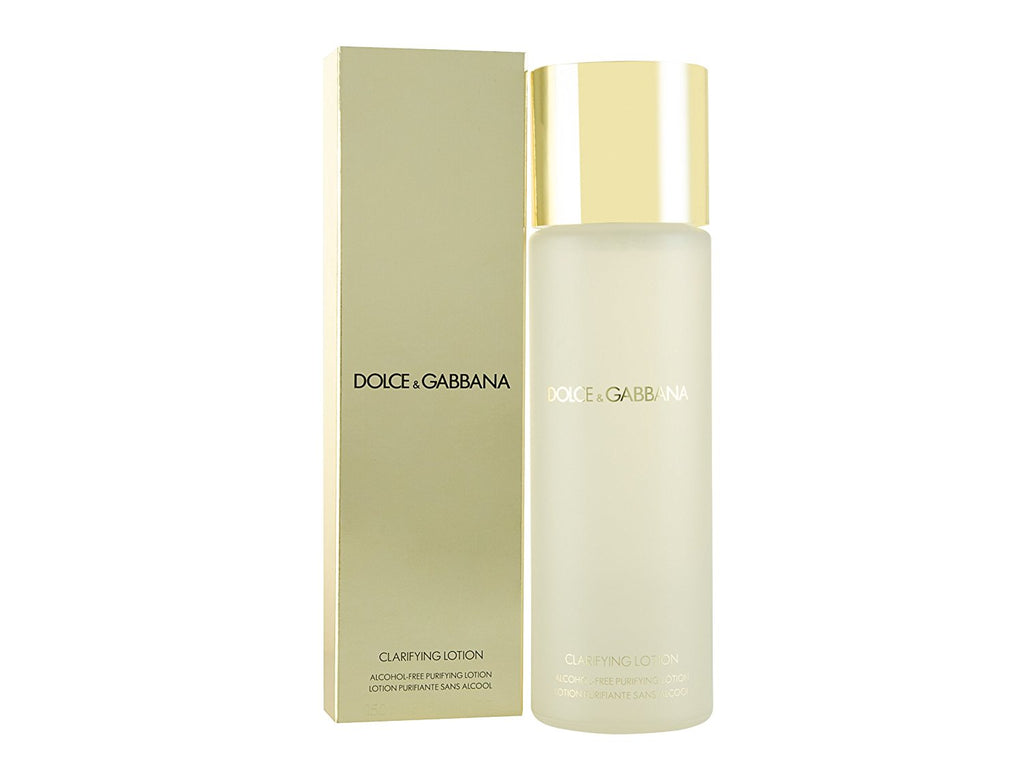 Dolce And Gabbana Clarifying Lotion 150ml - Look Incredible