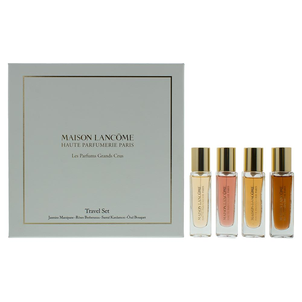 Lancome Grands Crus 4 Piece Gift Set EDP